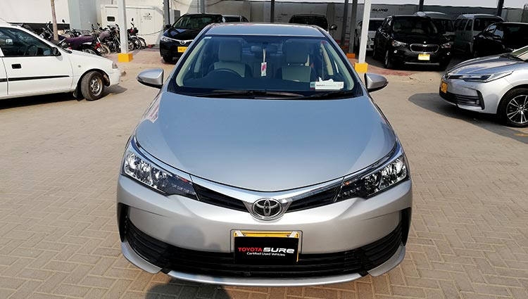 Toyota Corolla Altis 1.6 for Sale