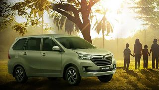 New Model Toyota Avanza