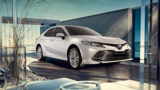 New Model Toyota Camry Hybrid