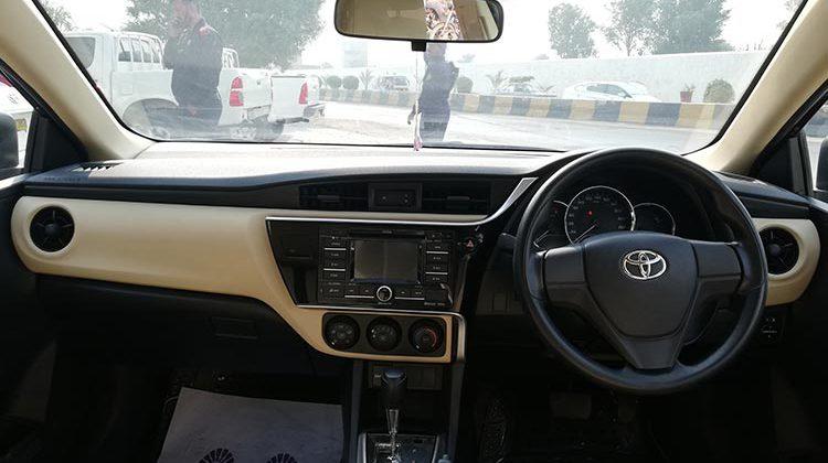 Toyota Corolla GLi Automatic for Sale