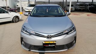 Toyota Corolla Grande CVT