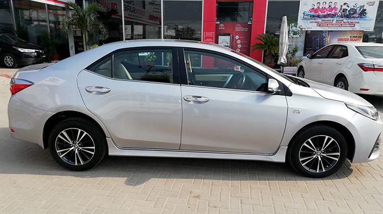 Toyota Sure Certified Corolla Altis for sale