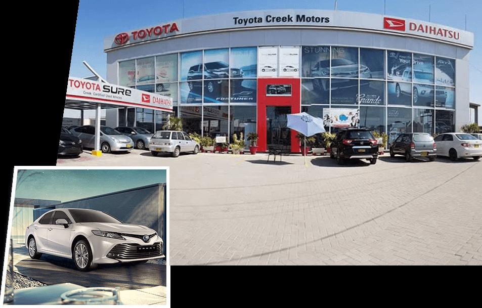 Toyota Creek Motors