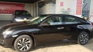 Honda Civic Turbo in Black for Sale