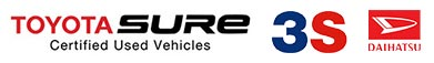 Toyota Sure Logo