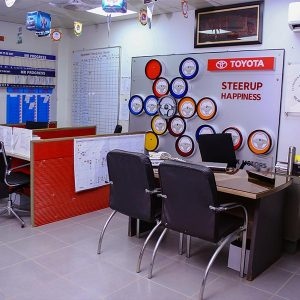 Office Image of Toyota Creek Motors