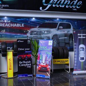 Toyota Creek Motors Showroom Image