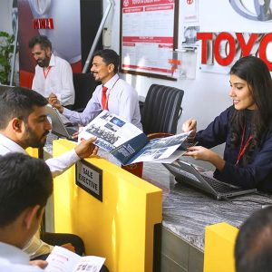 Toyota Creek Motors Customer Service Representatives
