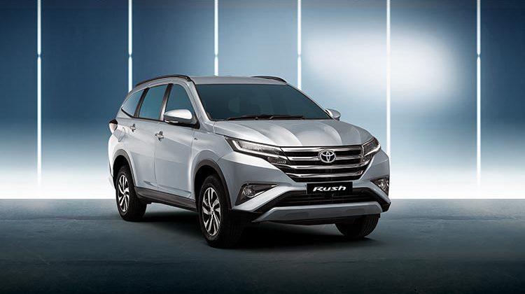 Toyota Rush New Model