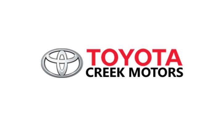 Toyota Creek Motors Pvt Ltd Logo