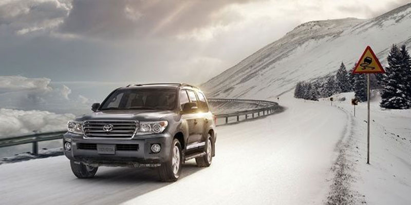 Winter Care for Your Toyota Car - An Ultimate Guide