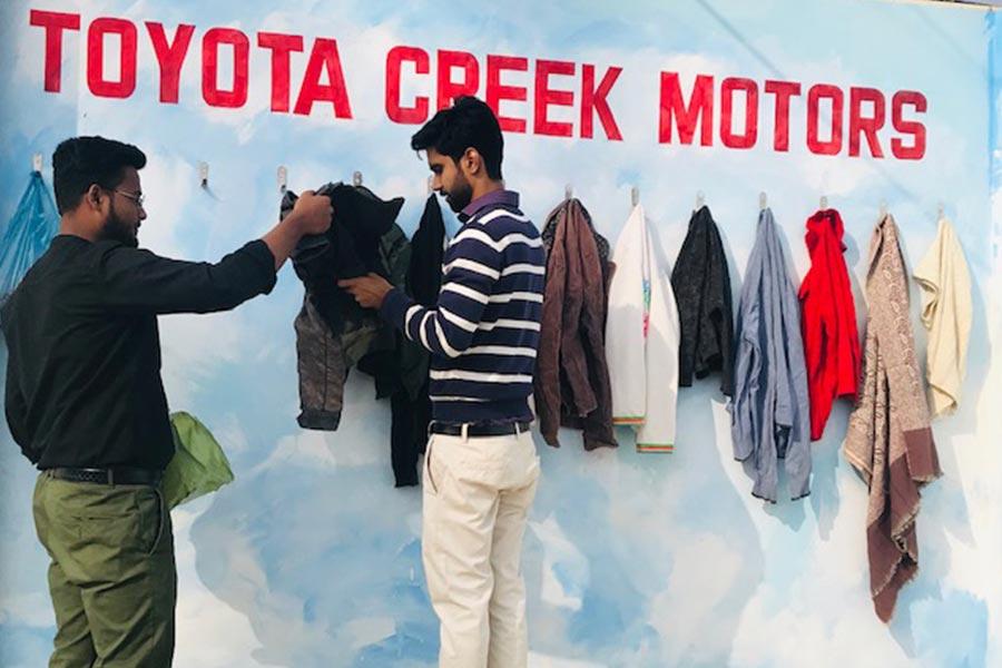Toyota Creek Motors CSR Activity Image One