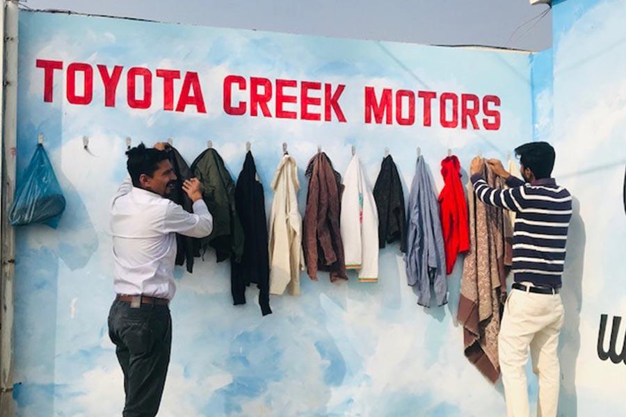 Toyota Creek Motors CSR Activity Image Three