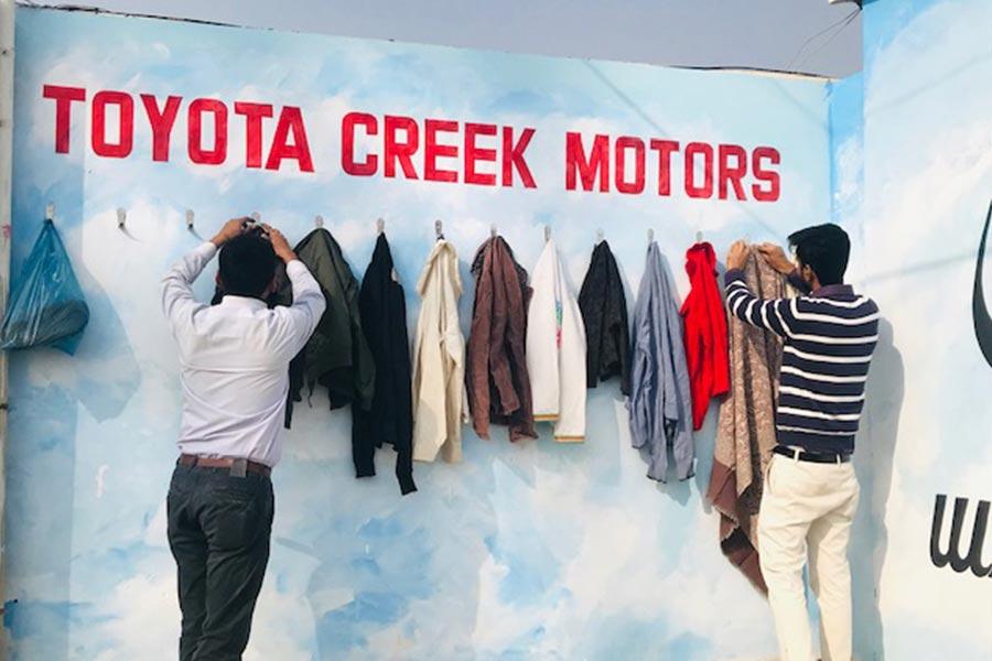 Toyota Creek Motors CSR Activity Image Two