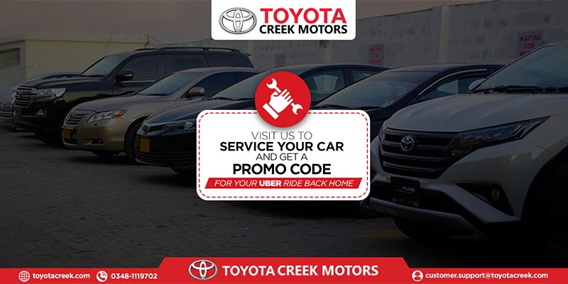Toyota Pakistan Collaborates with Uber Pakistan for Winter Campaign
