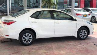 Toyota Corolla 2020 GLI Automatic 1.3 for Sale in Super White