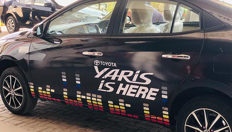 All New Toyota Yaris 2020