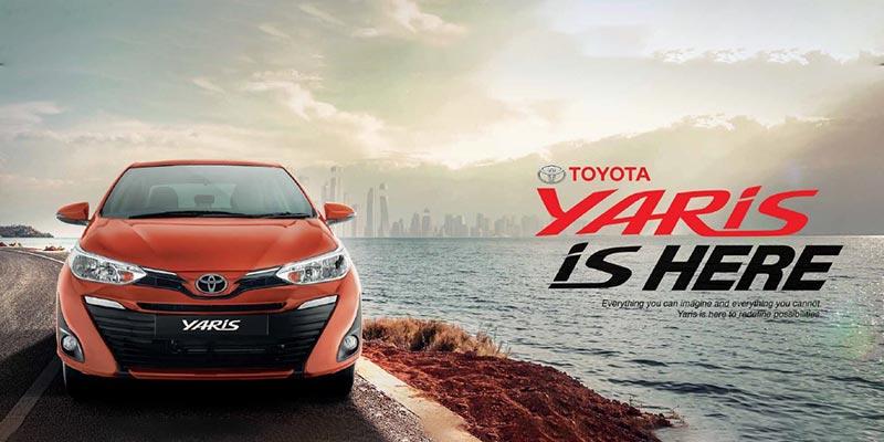 Reasons Why Everyone Loves Toyota Yaris 2020