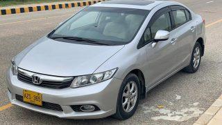 Honda Civic Oriel Prosmatec Transmission (Silver) for Sale
