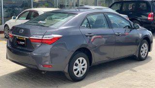 Toyota Corolla GLI A/T 1.3 for Sale in Grey Graphite Color