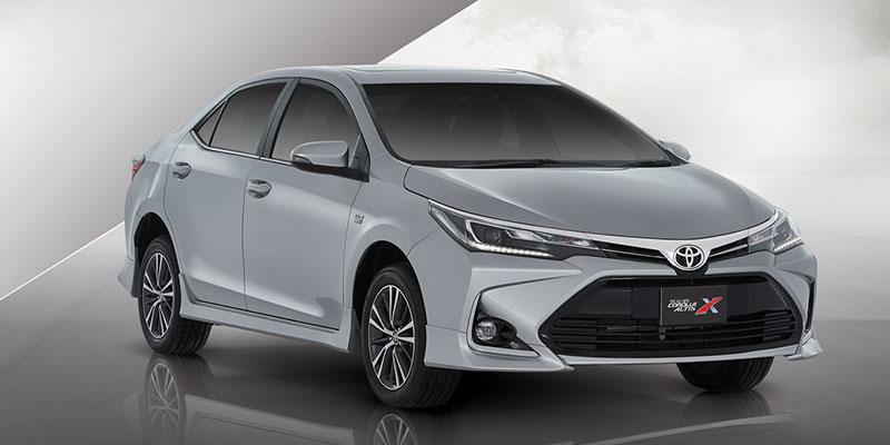All-New Toyota Corolla X 2021