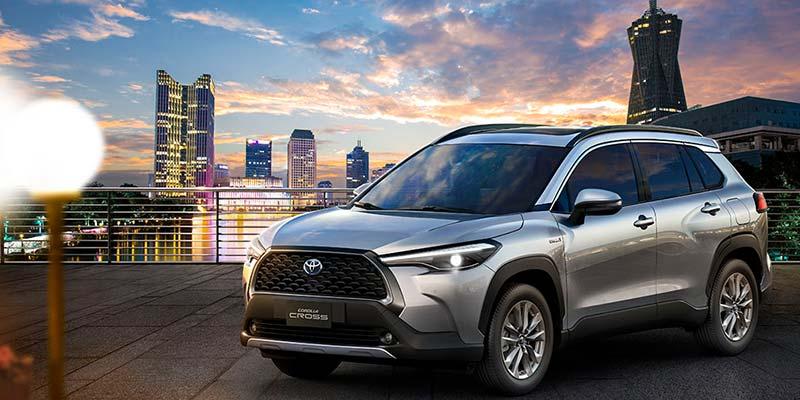 All-New Toyota Corolla Cross 2021